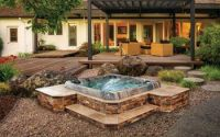 backyard spa design | Creative Spa Designs - Premier ...