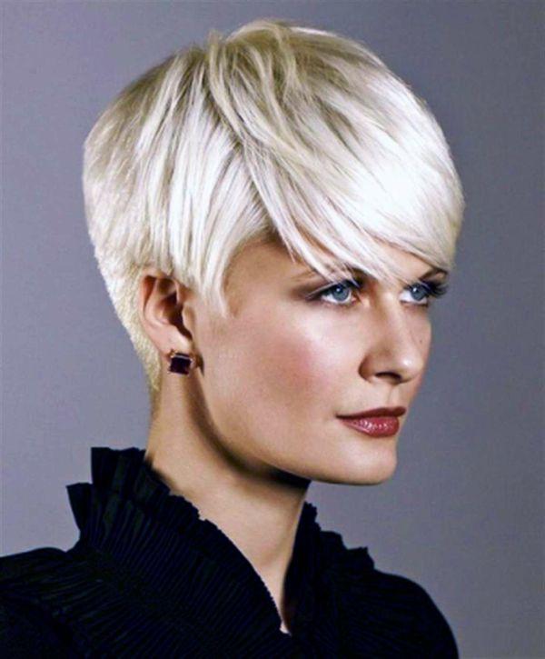 Kurze Frisuren Für Frauen Frisuren Pinterest Frisuren Für