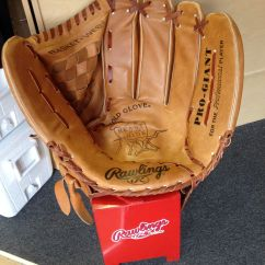Baseball Glove Chair Home Goods Wedding Cover Hire Gloucester This Is A Cool From The Rawlings