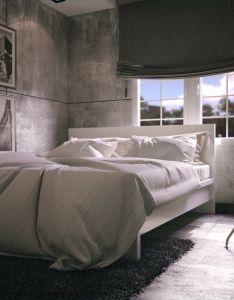 max scene concrete bedroom ready model also modeling rh pinterest