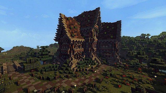Medieval Farm Minecraft House Building Ideas 4 Minecraft