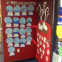 Classroom Door Decor- Hot Chocolate Mug. If I lived in ...