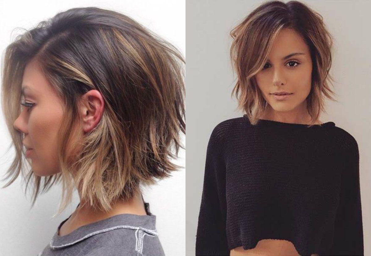 Best 25+ Thin Hair With Layers Ideas On Pinterest