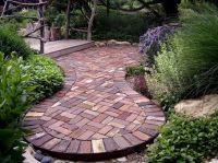 Low maintenance yard, brick patio | Grow :: Low ...
