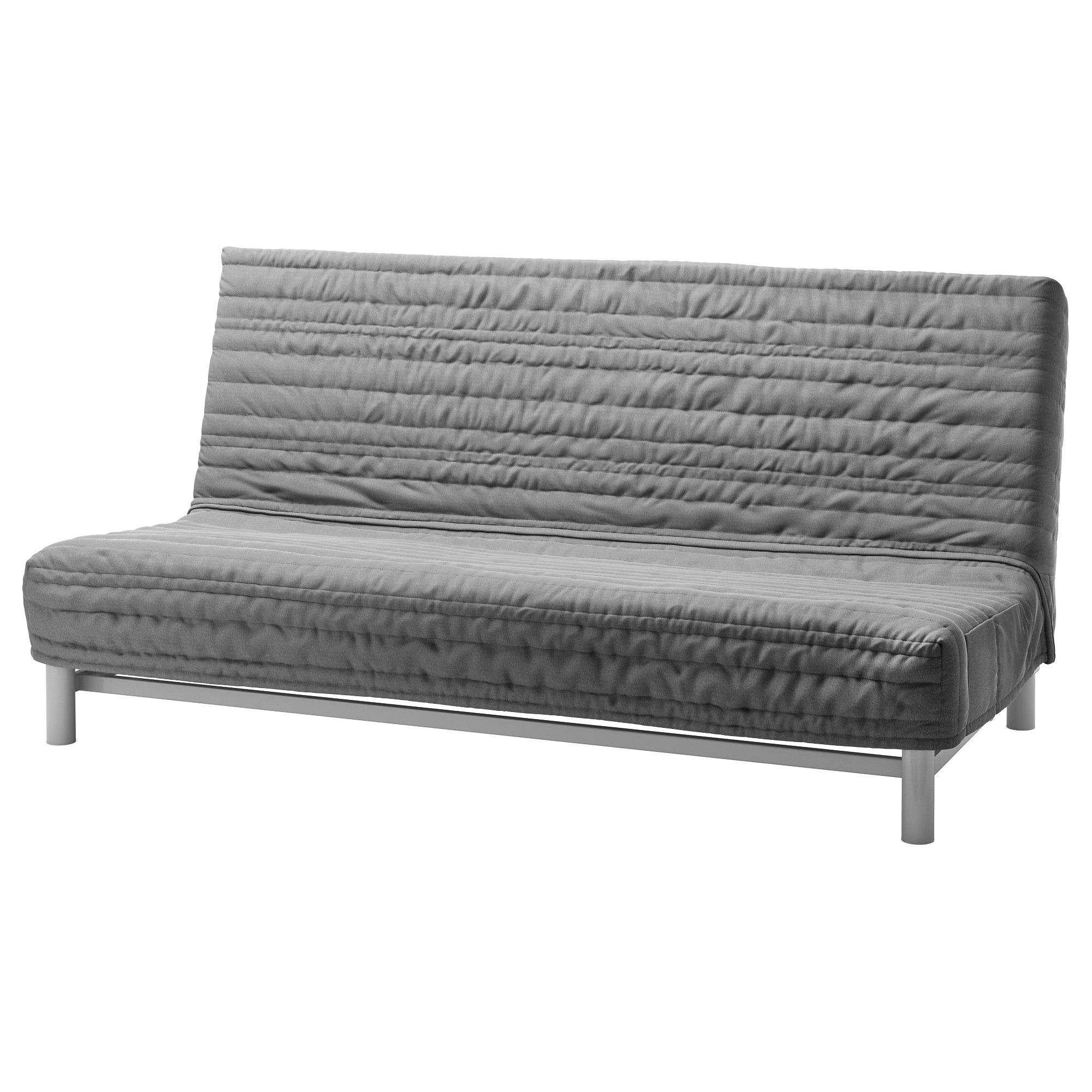 extra firm sofas sofa factory birmingham opening times beddinge lÖvÅs sleeper knisa light gray foam mattress