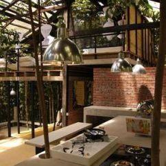 Tropical Living Room In Malaysia Area Rugs For Size Project: Sekeping Serendah Warehouse | Seksan Design ...