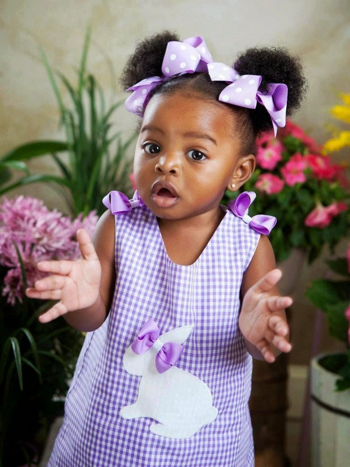 Enchanting Kids Hairstyles 2017 Afro Puffs Cheveux D'enfants