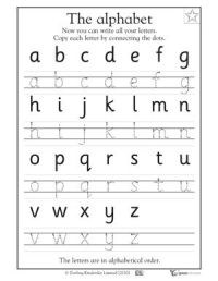 Our 5 favorite preschool writing worksheets | Writing ...