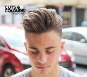 teen hairstyle jongens kapsels
