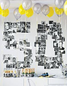 awesome diy balloons decorations also mums th birthday pinterest rh