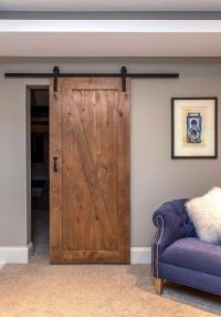 Z Barn Door | Bedroom closet doors, Laundry room doors and ...