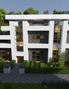 Minecraft modernhouse modern housesmodern also favorite game pinterest rh za