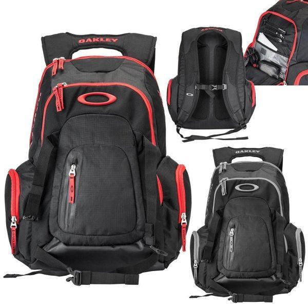 """Oakley 2-1 Blade 17"""" Laptop Backpack School Work"""