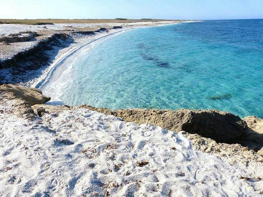 Area protetta penisola del Sinis Oristano Sardinia