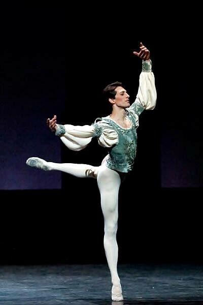 Pose Reference Ballet Drawing
