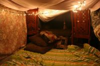 colorful pillow fort | Pillow Forts | Pinterest | Posts ...