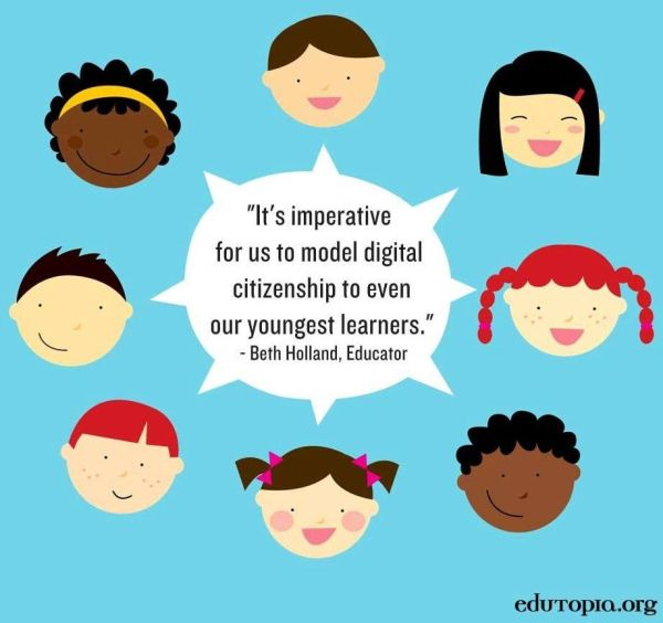 Model Digital Citizenship Quote