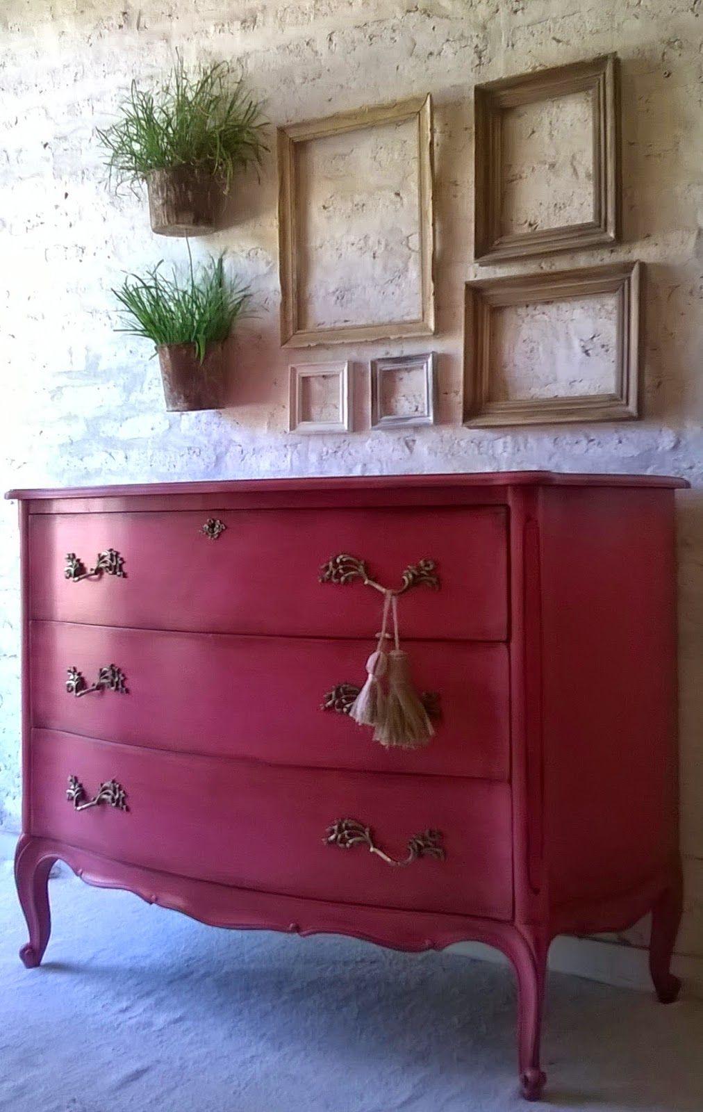 Etsy French Provincial Dresser Makeover