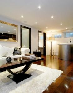 Hire luxury interior designer to make your living room modern and ethnic it   all about designing also light dark tones meet in an elegant knightsbridge residence rh pinterest