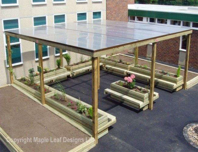 Various Pergola Roof Ideas Make Homes Fantastic Pergolas Roof