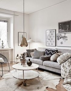 House also  home for mid week touch of calm my scandinavian rh pinterest