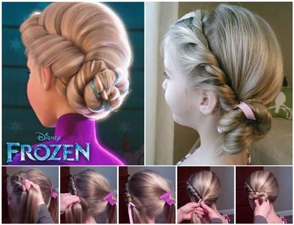 Cute Girls Hairstyles For School Step By Step Google Search