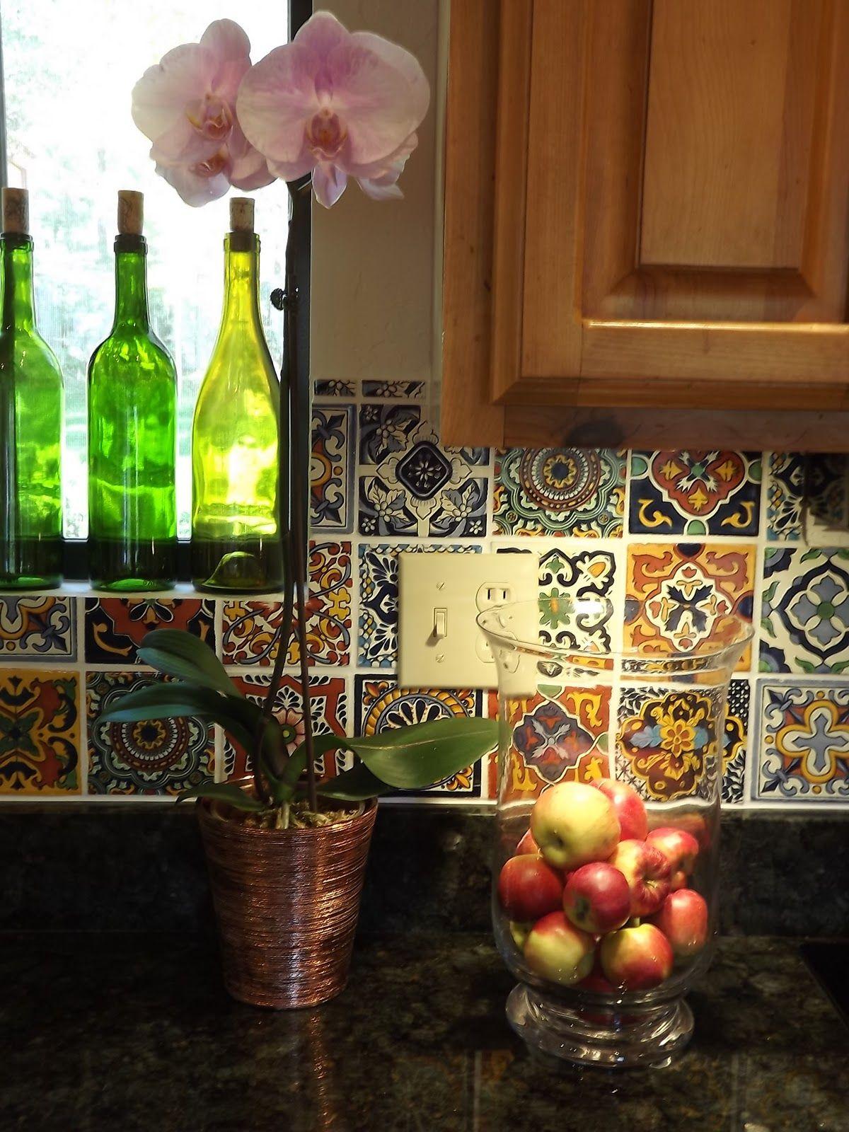 Mexican Tile Kitchen on Pinterest