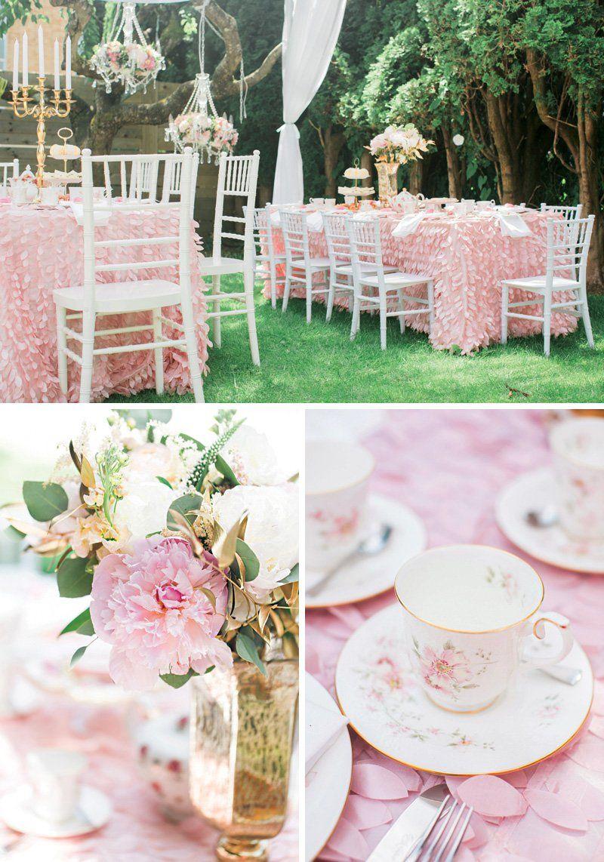Joint Royal Princess High Tea Garden Birthday Party Gardens