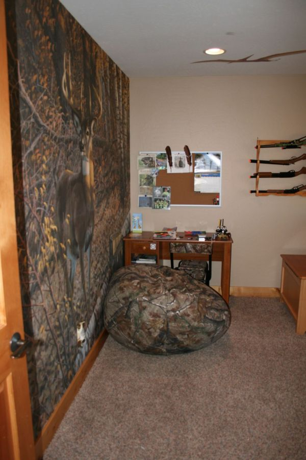 Son' Hunting Themed Room Creative Rooms