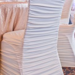 Chair Covers For Event Futon Bed Single Ivory Ruched Spandex 2014 Events