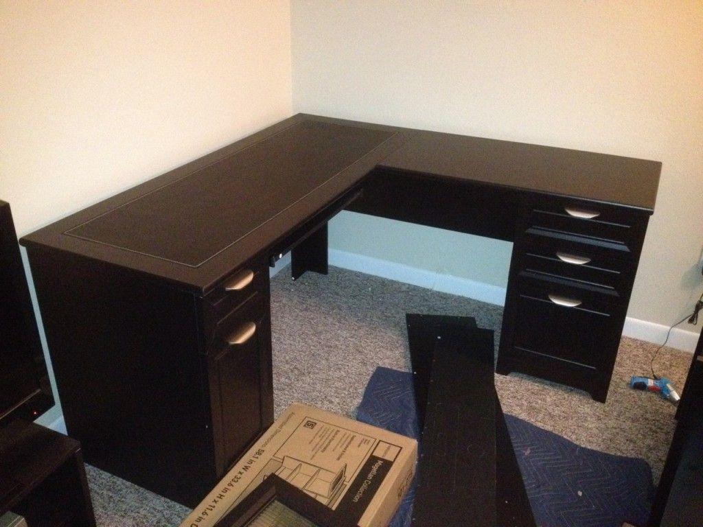 Popular Ikea L Shaped Desk  Office  Pinterest  Desks