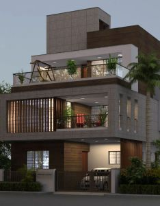 Building designs modern indian architecture google search also kapil vishwakarma rh in pinterest