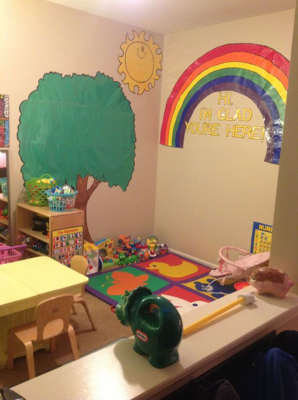 Small Day Care Room Ideas