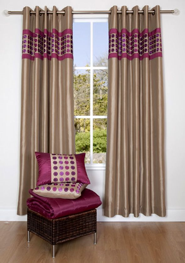 House Window Curtain Designs – House Design Ideas