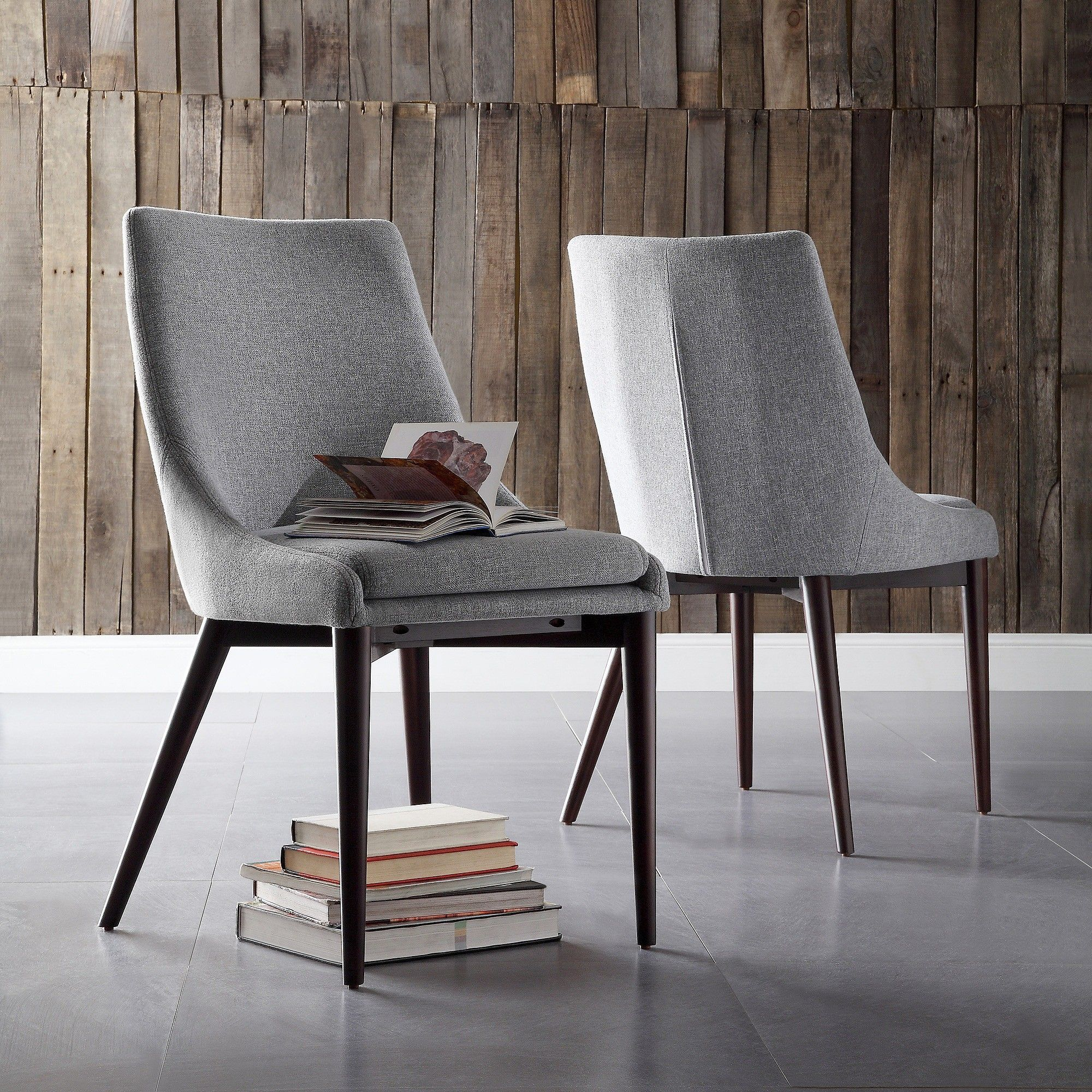 dining chairs set of 4 target big and tall leather office sullivan chair 2 inspire q grey