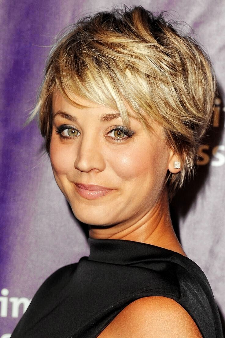 Shaggy Hairstyles Short Shag Haircuts Are Beautiful Crown For