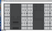 Wall Design- Detail   Star Wars Nursery   Pinterest ...