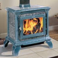 Hearthstone Tribute Soapstone wood stove. . . . 1K sq ft ...