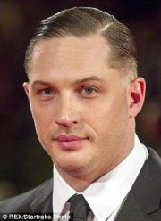 tom hardy lawless hairstyle
