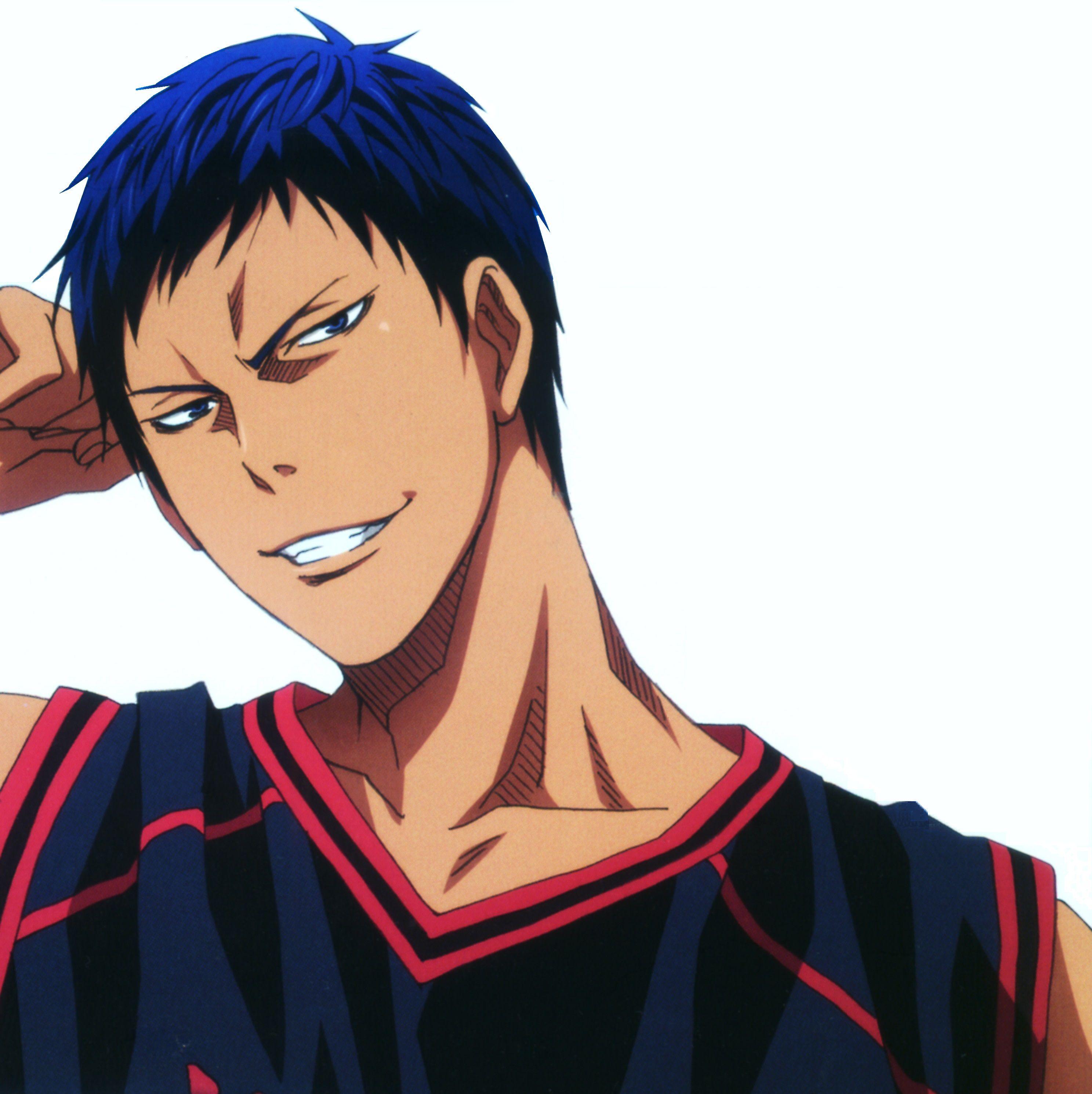 Daiki No Aomine Basket Kuroko