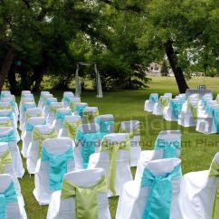 Teal Chair Covers For Wedding Square Leg Sleeves Lime Green And Turquoise Complete