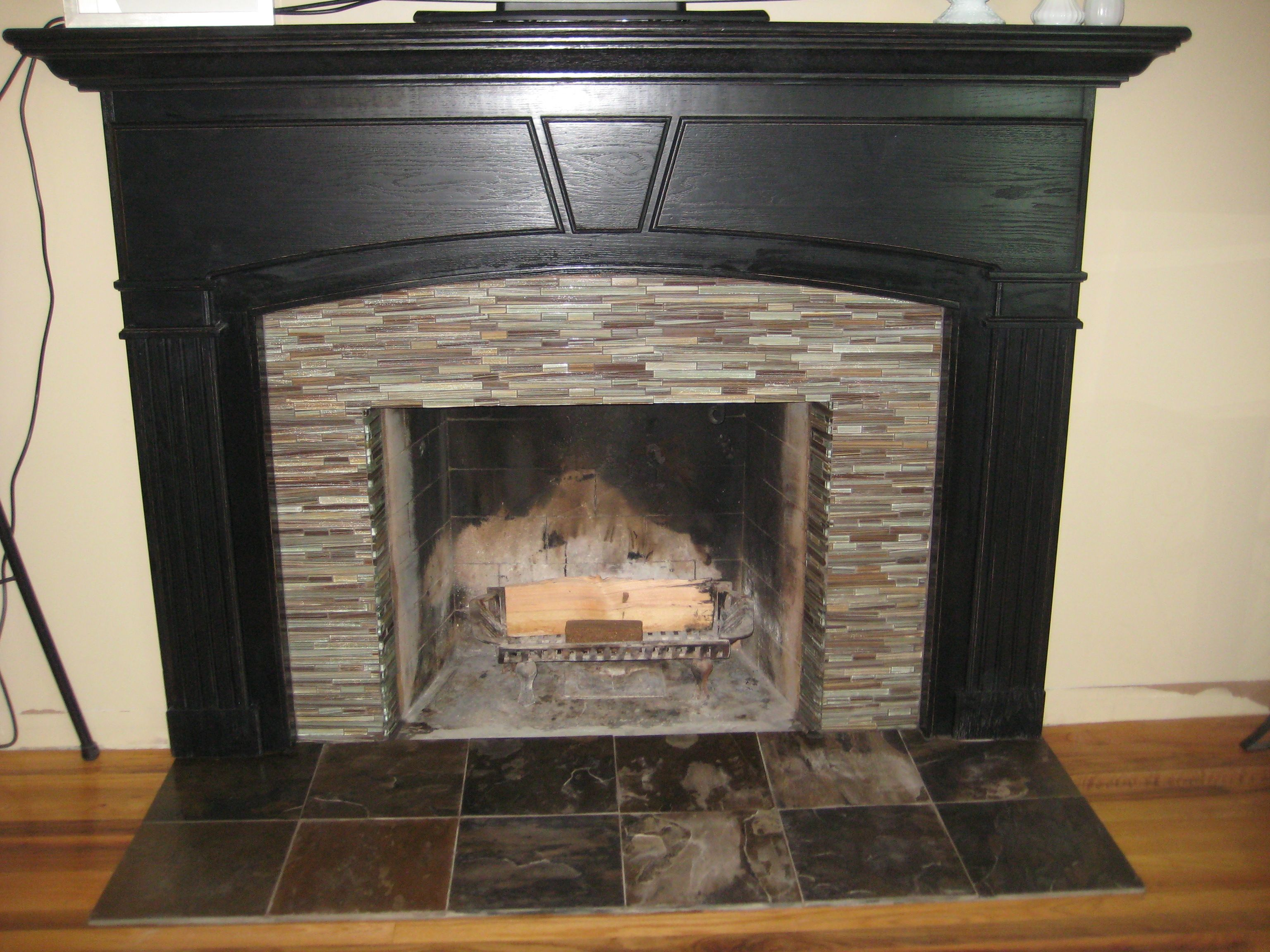 Tile Fireplaces Design Ideas Image Of Fireplace Design Ideas With