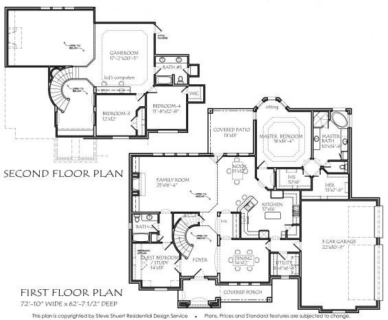 3320 square foot air conditioning 2 story, 4 bedrooms, 3