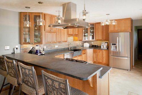 Small U Shaped Kitchen Remodels Design A Small U Shaped Kitchen