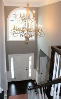 Two story foyer | New Homes - Marlborough, MA | Pinterest ...