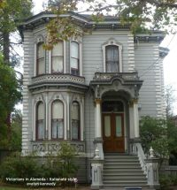 Victorian italianate house styles