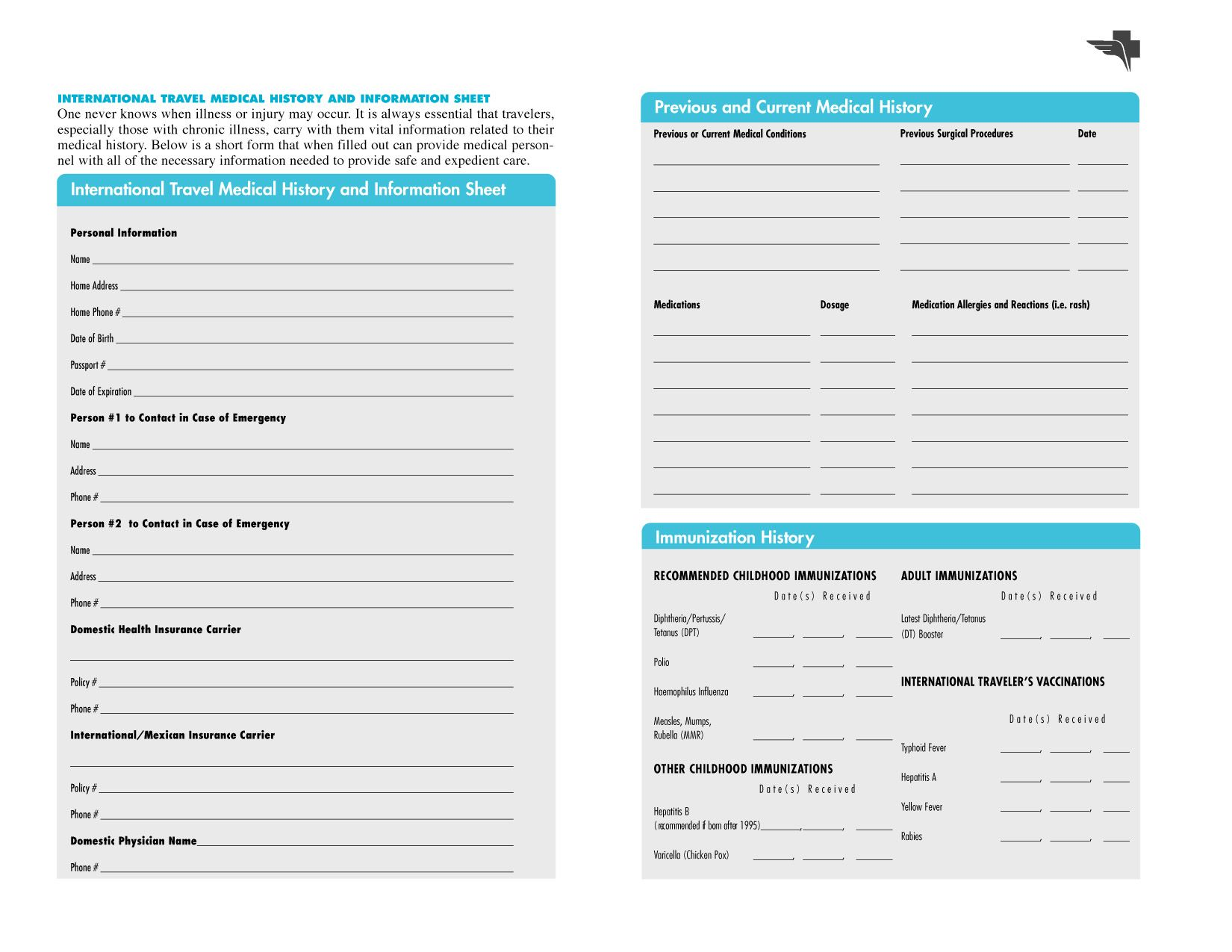 Sample Bsa Medical Form 7 Free Documents In Pdf