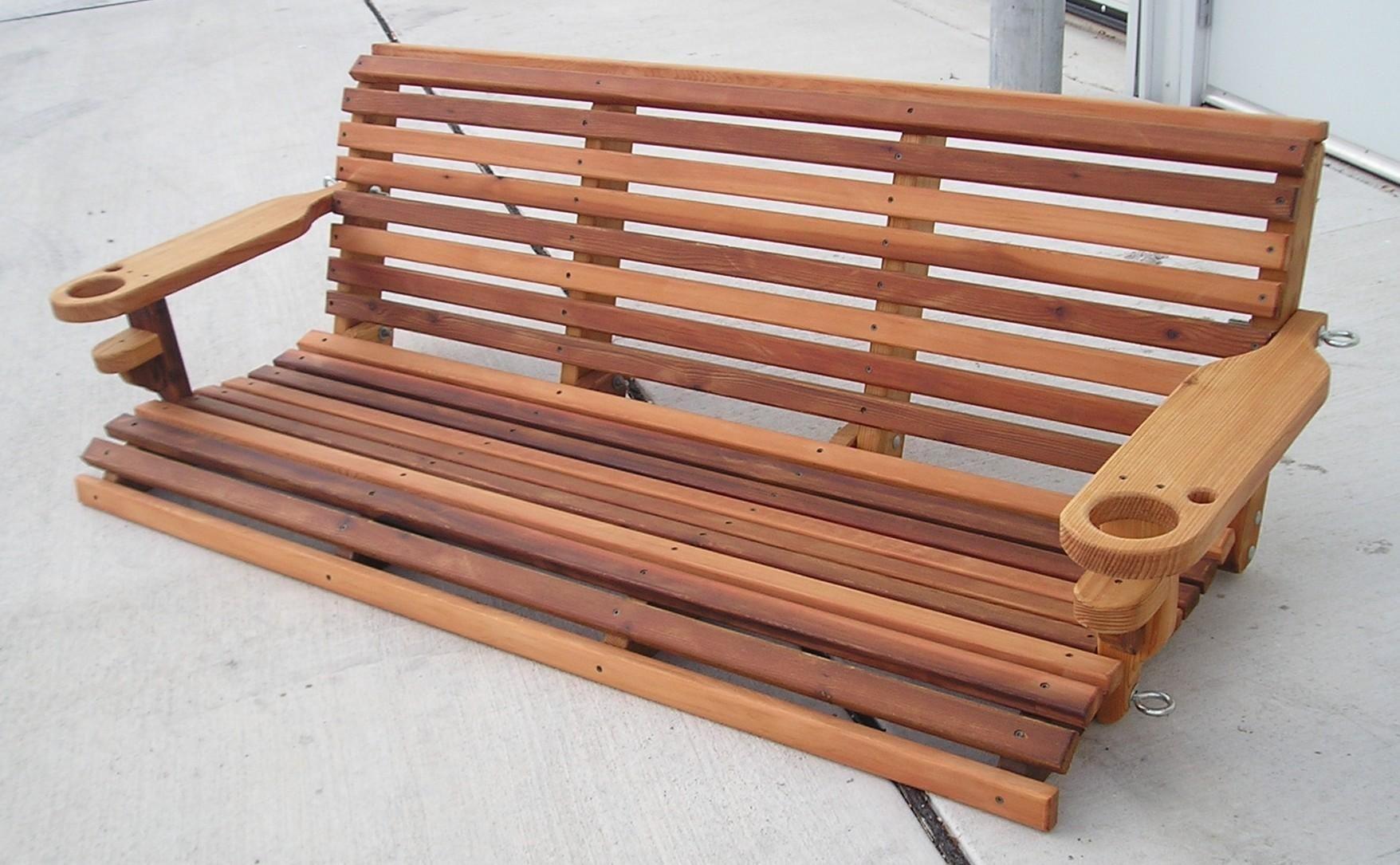 swing chair plan wood frame porch plans rons stuff pinterest swings