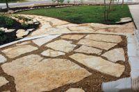 flagstone patio designs | Download Wallpaper Flagstone ...