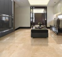 Polished porcelain floor tiles Sydney. Replica limestone ...